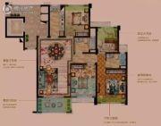 中梁・国宾天下4室2厅2卫112平方米户型图