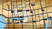 织金华庭交通图
