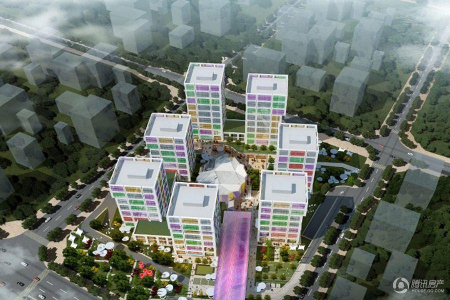 北京时代广场效果图