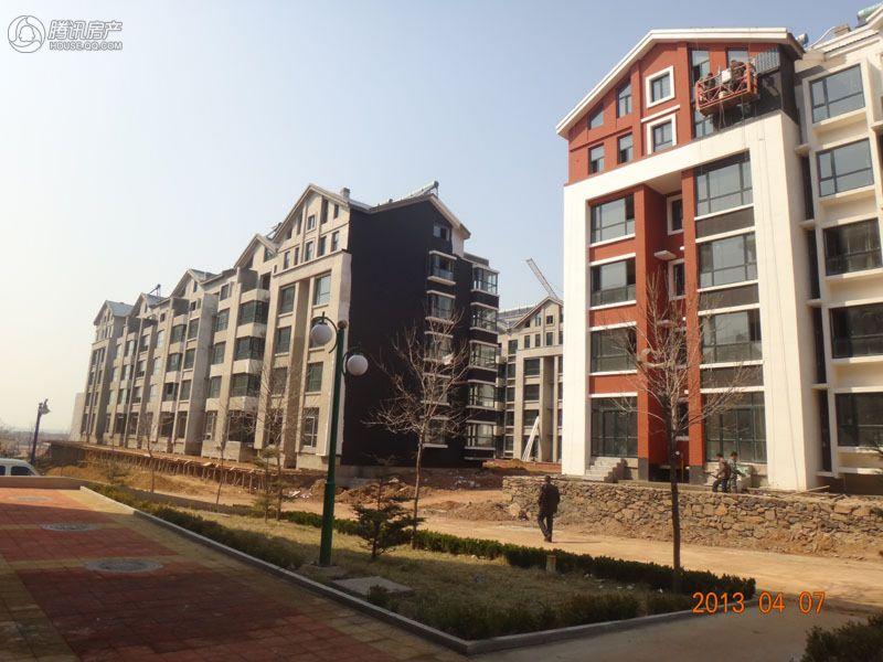 碧海豪庭共四期项目均售罄 配套完善入住率高达50%