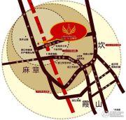荣盛・南亚郦都规划图