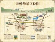 天悦华景交通图