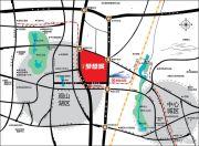 北大资源梦想城公寓交通图