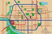 和昌湾景国际交通图