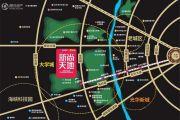 新尚天地交通图