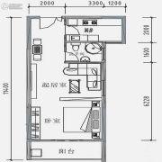 振兴・名邸经典世家0室0厅0卫0平方米户型图