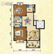 金马豪庭80平方米户型图