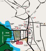 黔桂万峰城交通图