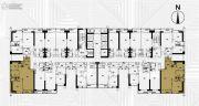 富力东山新天地3室2厅2卫109平方米户型图