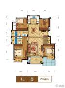 滨江西溪之星0室0厅0卫128平方米户型图