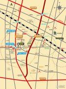 美吉特・家博城交通图