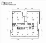重庆天安数码城0平方米户型图