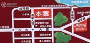 阳光新城交通图