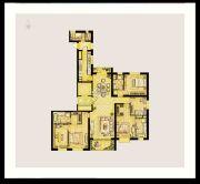 世茂新五里河4室2厅0卫237平方米户型图