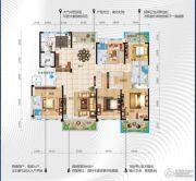 碧桂园・十里江湾5室2厅3卫273平方米户型图