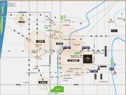 恒大国际广场交通图