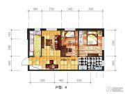 辽阳凯旋门广场2室2厅1卫0平方米户型图