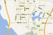 明辉花园项目交通图