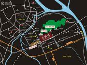 云景华庭交通图