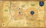 首创国际学园交通图