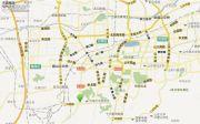 绿地国际城交通图