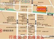 嘉业城市花园规划图