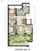 翡翠四季4室4厅4卫0平方米户型图
