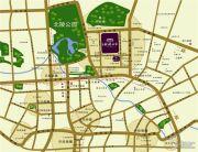 东亚・翰林世家交通图