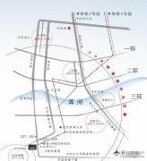 北国奥林匹克花园交通图