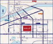 滨江・江南之星交通图