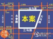 天伦中央广场交通图