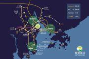 聚德花园交通图