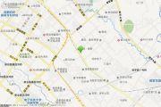 蜀鑫西TOWN交通图
