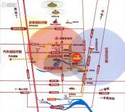 广物星港国际交通图
