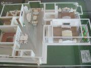 美巢蓝钻4室2厅2卫154平方米户型图