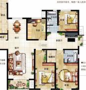 茂华国际汇2室2厅1卫0平方米户型图