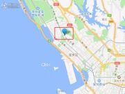 山海上城Ⅱ・天赋交通图