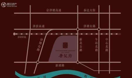 望府座林场地图