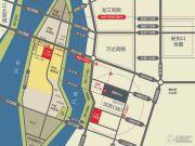仁恒绿洲新岛交通图