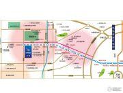 地铁首座规划图