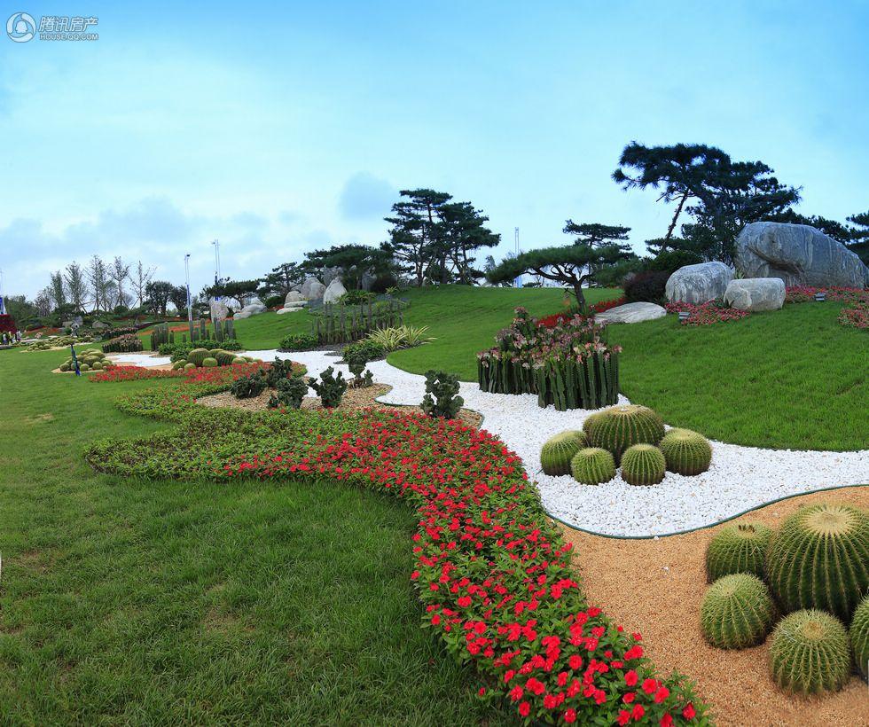 碧桂园城市花园(广州)效果图