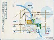 金融街(通州)中心交通图