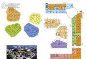 蝴蝶商业广场0平方米户型图