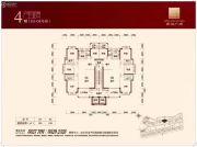 金港广场180平方米户型图