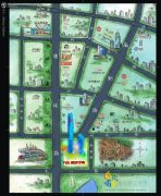 万达・西安one规划图