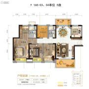 伦教碧桂园4室2厅2卫0平方米户型图