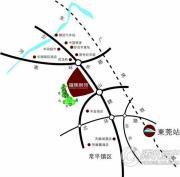 罗马景苑・逸景湾交通图