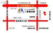 喜悦广场交通图