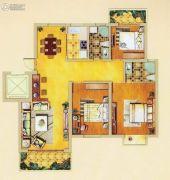 奥体清华苑3室2厅1卫0平方米户型图