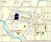 绿地未来城交通图